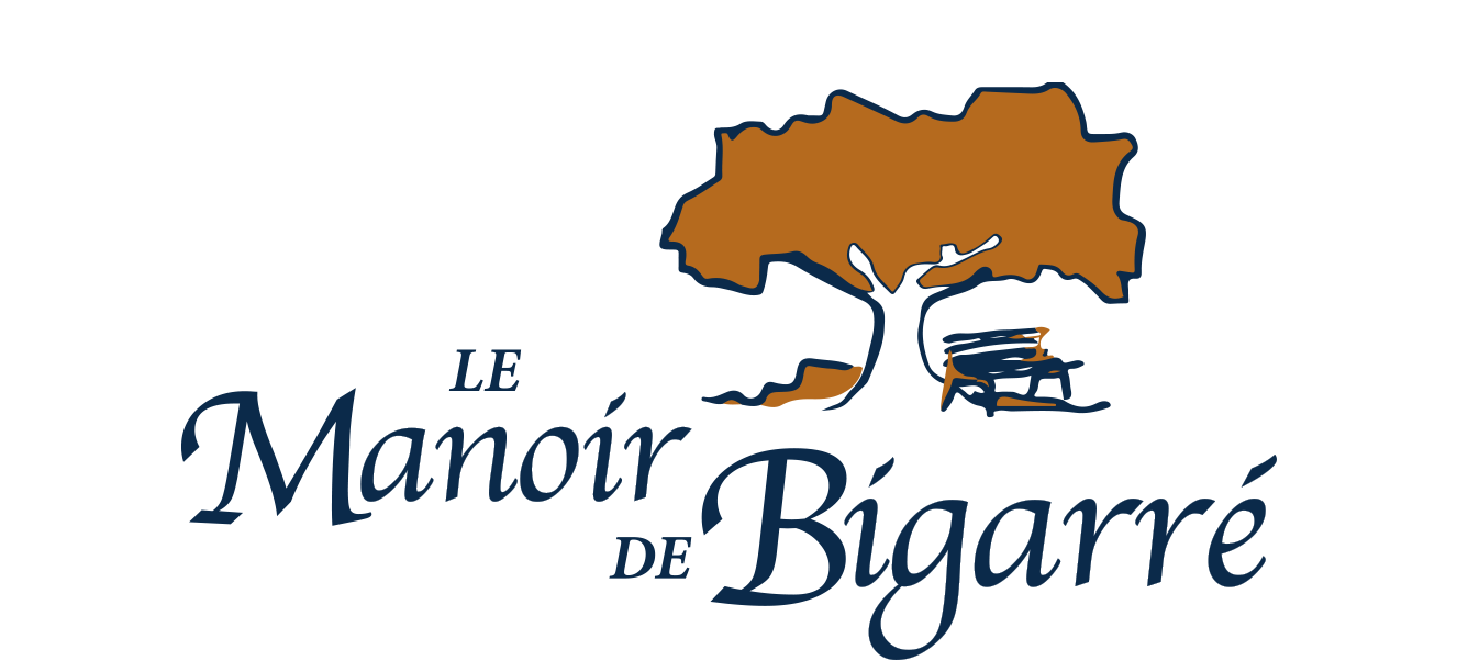 Logo Manoir de Bigarré